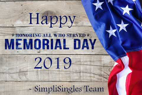 Happy Memorial Day (2019)