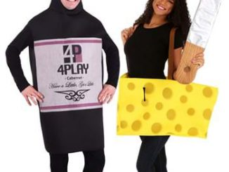 Halloween Parties And Couple Costumes